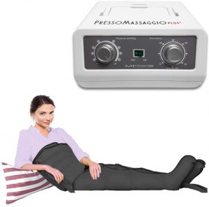 MESIS Pressoterapia PressoMassaggio Plus+ (con 2 gambali e Kit Slim Body)