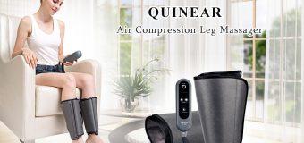 QUINEAR Massaggiatore Gambe Circolazione: prezzo e recensione